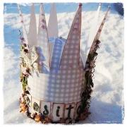 Krone laget av Jeanette, Norge