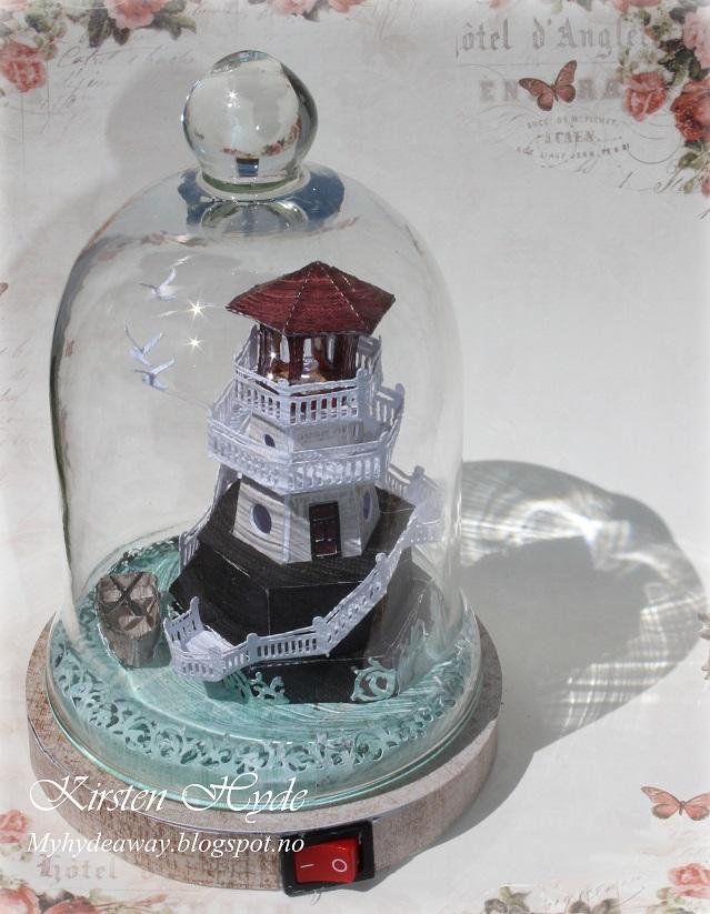 Miniature Prima Lighthouse 5
