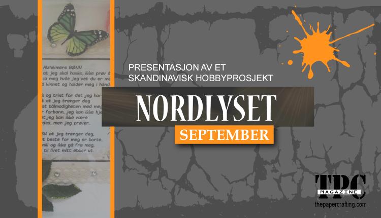 Nordlyset - presentasjon av et skandinavisk papirprosjekt
