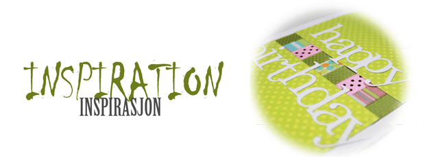Link to; Inspiration - Inspirasjon