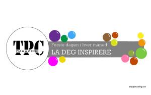 """LA DEG INSPIRERE"""