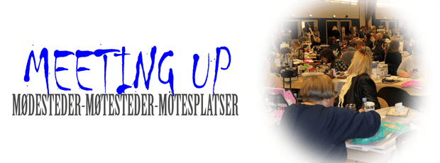 Link to: Meeting Up - Mødesteder - Møtesteder - Mötesplatser